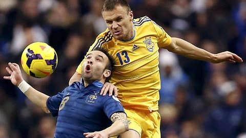 France 3, Ukraine 0