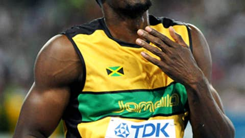Are the Jamaican men's sprinters beatable?