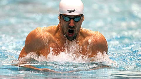 Will Michael Phelps be able to reach 19 lifetime medals?