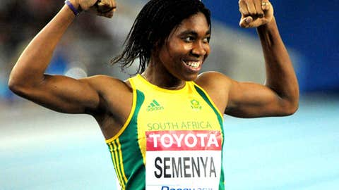 Will Caster Semenya make it to London?