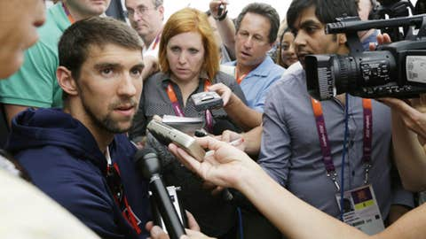 THE BET: The Michael Phelps six-bet parlay