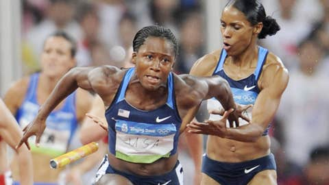 THE BET: Will every team in the 4x400 relay final drop the baton?