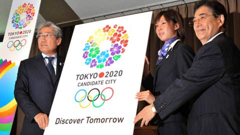 THE BET: Which country will host the 2020 Summer Olympics?