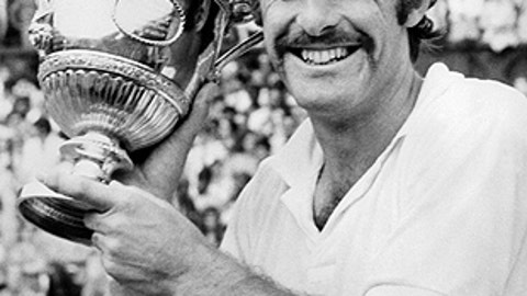 1971: John Newcombe vs. Stan Smith