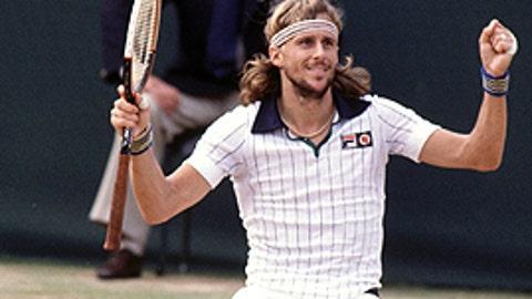 1979: Bjorn Borg vs. Roscoe Tanner
