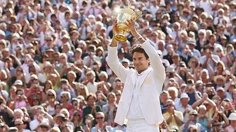 2007: Roger Federer vs. Rafael Nadal