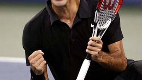 2007 U.S. Open -- Supreme dominance ends