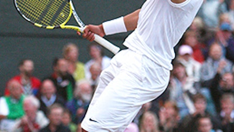 2008: Rafael Nadal vs. Roger Federer