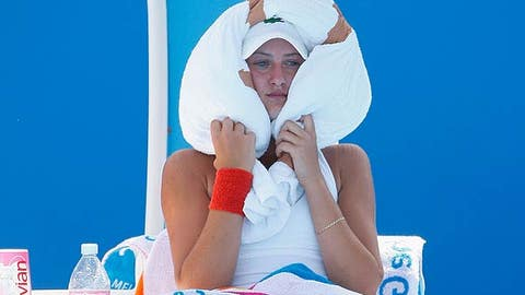 Day 2: Kristina Mladenovic