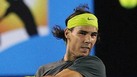 Day 2: Rafael Nadal