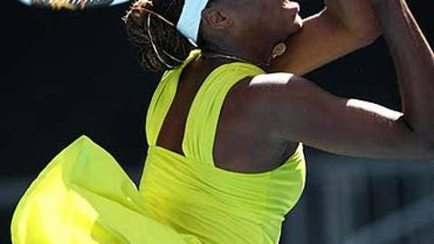 Day 2: Venus Williams