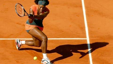 Day 7: Serena's slam?