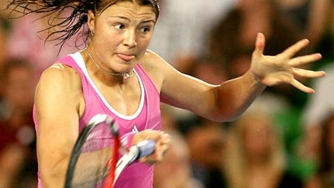 Women's tennis (career): Dinara Safina