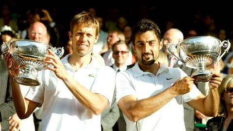 Nestor and Zimonjic win men's doubles