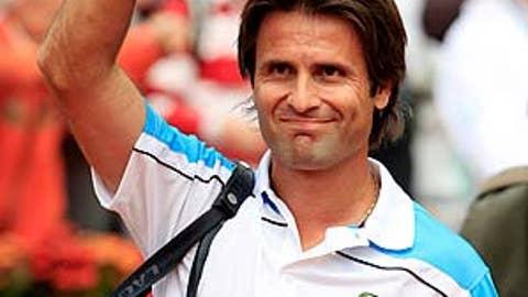 Santoro bids adieu to Roland Garros