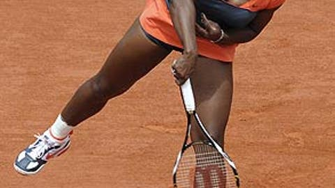 Serena's struggle