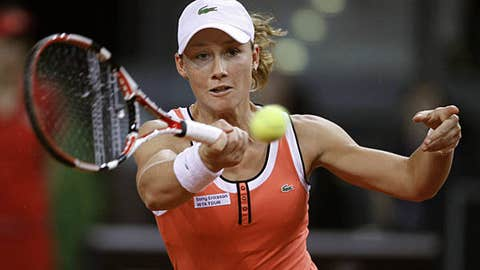 Stosur's second