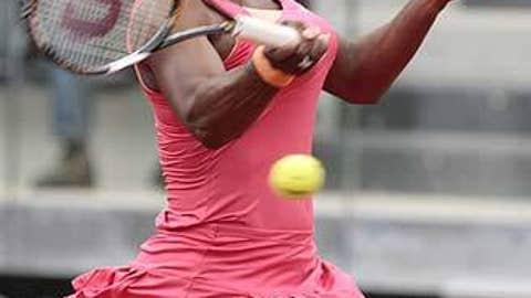 Slammin' Serena