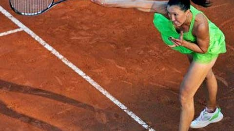 Don't forget about ... Jelena Jankovic