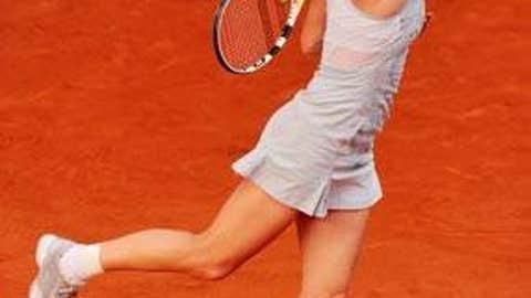 Don't expect much ... Caroline Wozniacki