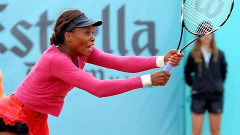 Don't expect much ... Venus Williams