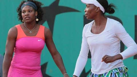 Can a Williams sister back up her ranking and win a title?