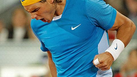 Is Rafael Nadal unbeatable on clay once again?