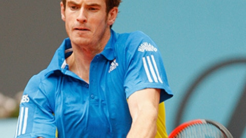 Don't even think about it ... Andy Murray