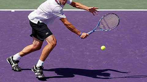 Don't even think about it ... Andy Roddick