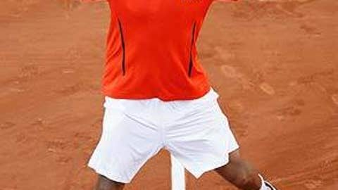 Day 1: Do the Tsonga!