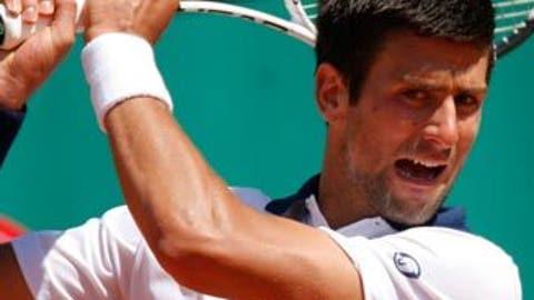Day 6: No sweat for Novak