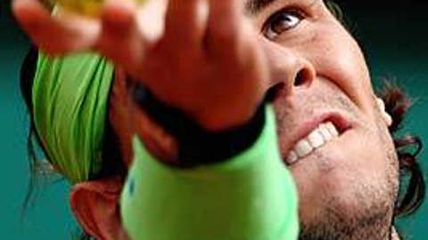 Day 7: Rafa focus