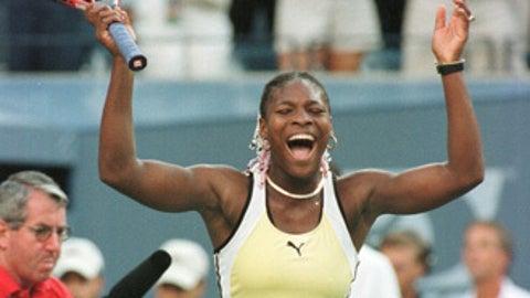 No. 1: 1999 U.S. Open