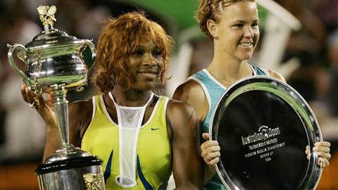 No. 7: 2005 Australian Open