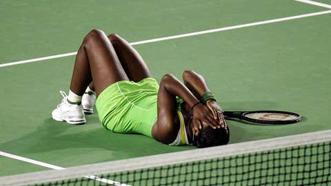 No. 8: 2007 Australian Open