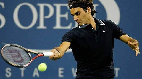 Day 8: Flawless forehand