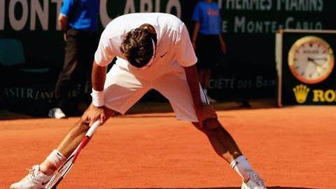 2006: Monte Carlo final (Nadal wins 6-2, 6-7 (2), 6-3, 7-6 (5))