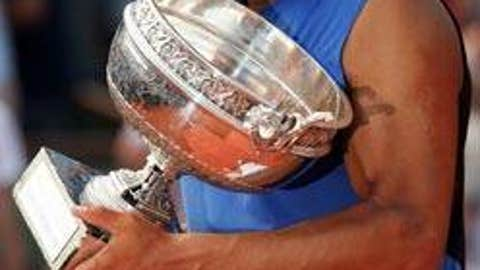 2006: French Open final (Nadal wins 1-6, 6-1, 6-4, 7-6 (4))