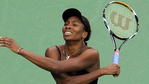 Venus Williams (Photo by Chris McGrath/Getty Images)