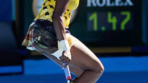 Venus scores style points