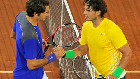 2011: Madrid semis (Nadal wins 5-7, 6-1, 6-3)