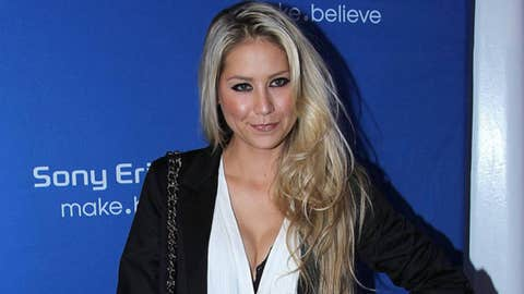 We sure are, Anna. Here's another shot of Kournikova at a players welcome party for the Sony Ericsson Open in March 2011 in Key Biscayne, Fla.