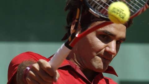 Day 4: Federer express