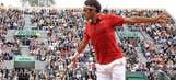 French Open early rounds