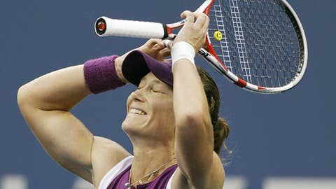 Stosur withstands test of time