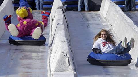 Snow races