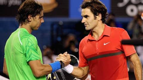 2012: Australian Open semis (Nadal wins 6-7 (5), 6-2, 7-6 (5), 6-4)