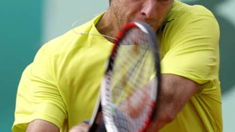 Day 6: Cilic gets clinic