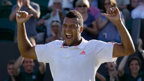 Day 4: Jo-'Rally' Tsonga