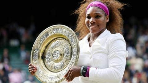 No. 14: 2012 Wimbledon